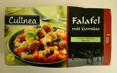 Falafel mit Gemüse - Product