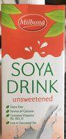 Just free, Soya unsweetened - Produit - fr