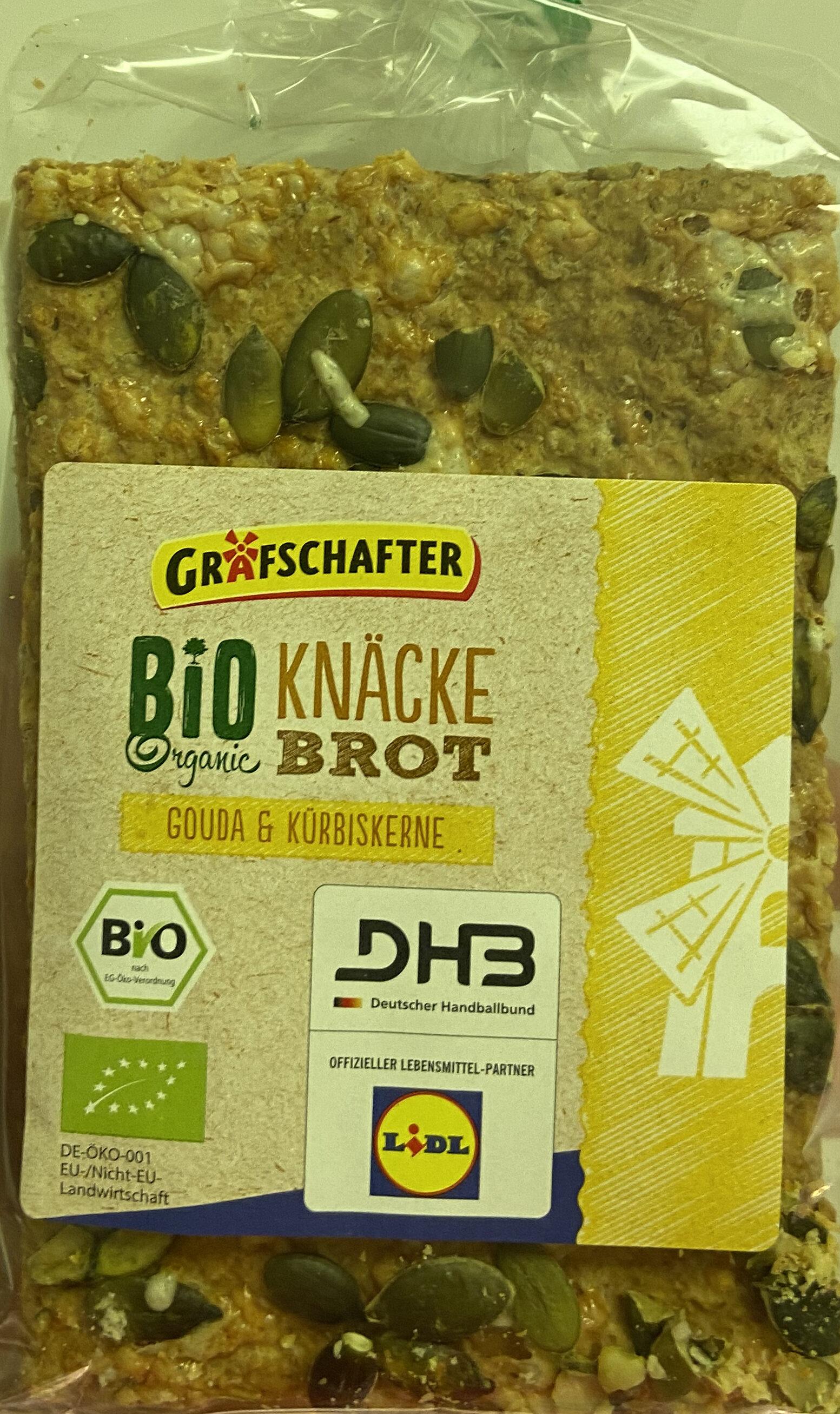 Bio Knäckebrot - Prodotto - de