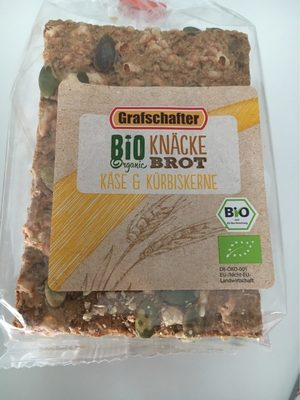 Bio Knäckebrot , Käse Kürbiskern - Producte