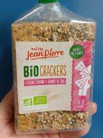 Bio crackers - Producte - en