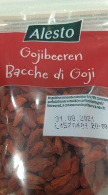 Bacche di goji - Produit - de