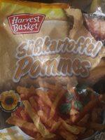 Süßkartoffel Pommes - Producte - de