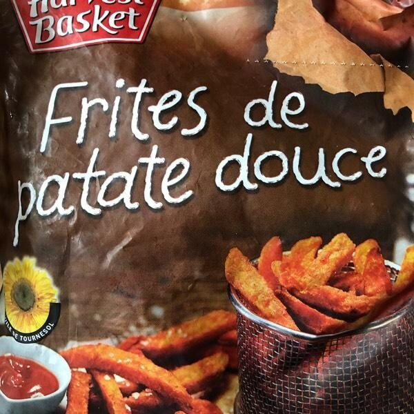 Sweet Potato Fries - Producto - en