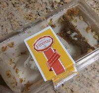 Tarta de zanahoria - Informació nutricional - es