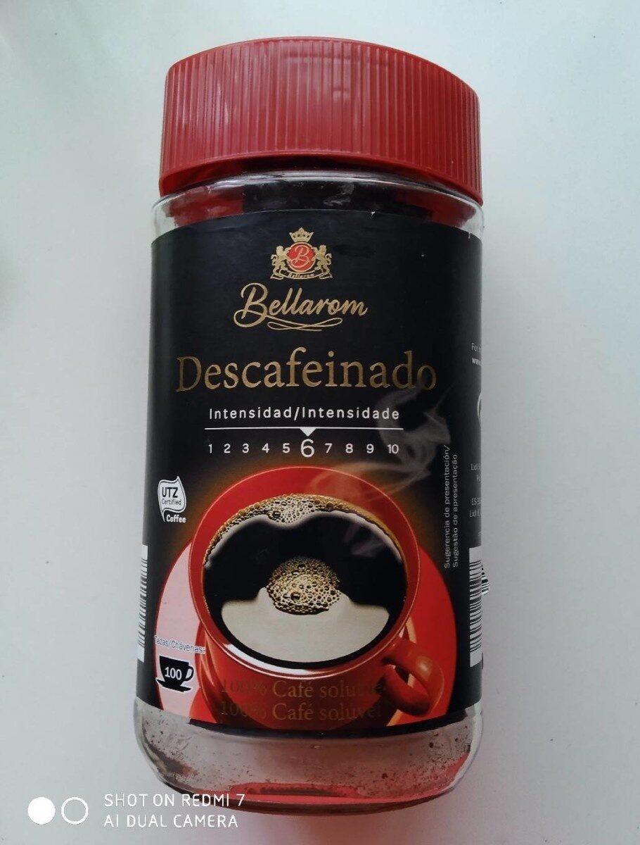 Café descafeinado soluble - Product