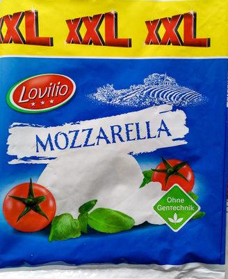 Mozzarella - Produkt