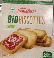 Bio biscottes - Prodotto - fr