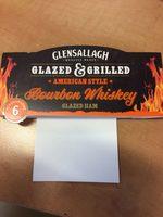 Glazed and grilled ham - Product - en