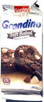 Grandino Soft Baked Triple Choc - Tuote - fi