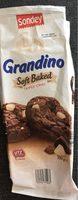 Grandino Soft baked triple choc - Produit