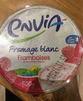Fromage blanc framboise - Produit - fr