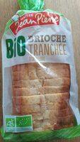Brioche tranchée pur beurre - Produit - fr