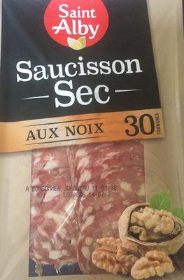 Saucisson Sec aux noix - Produkt