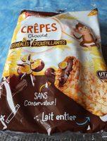 Crêpes chocolat - Product