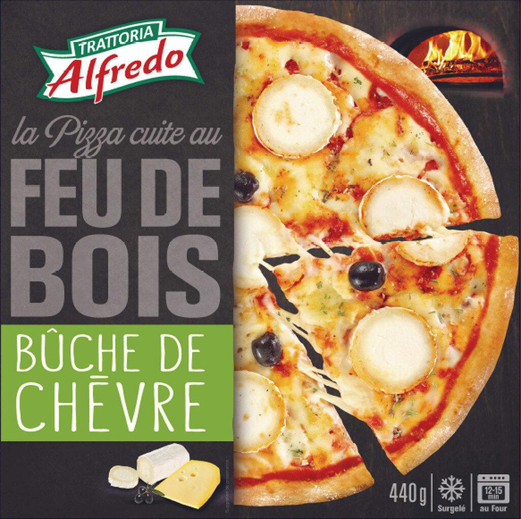 Pizza au chèvre cuite au feu de bois - Product - fr