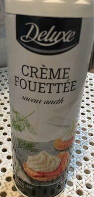 Crème fouettée à l'aneth - Product - fr