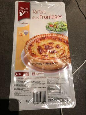Tarte aux fromages - Produit