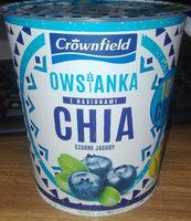 Owsianka z nasionami chia - Produkt - pl