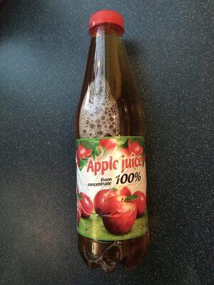 Apple juice - Produkt - cs