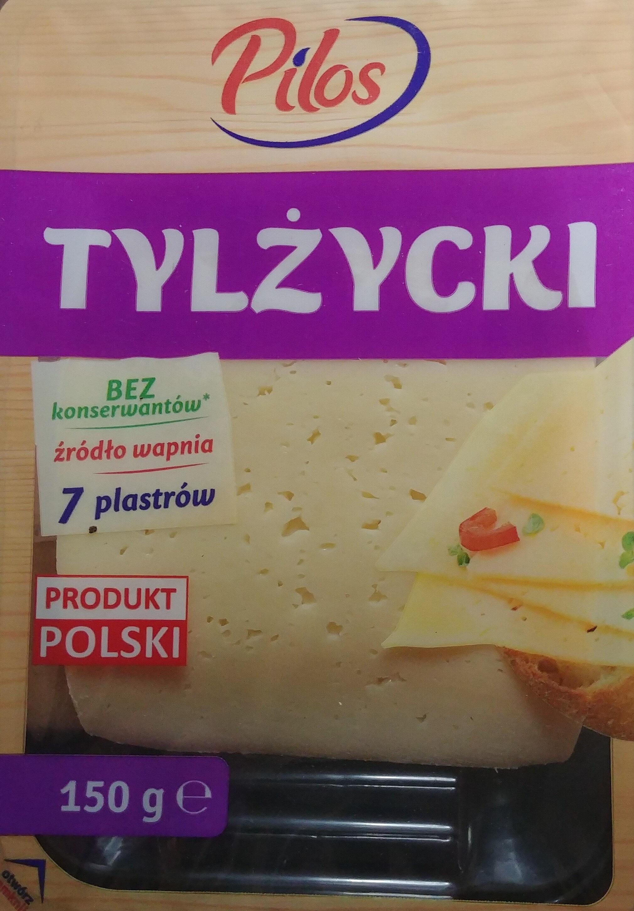 Ser Tylżycki, plastry. - Produkt - pl