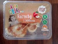 Racuchy z jabłkiem smażone - Produkt - pl