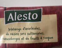 Mélange de fruits secs et de cramberries - Produit - fr