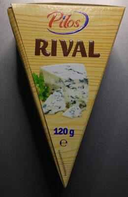 Ser półmiękki dojrzewający podpuszczkowy z przerostem szlachetnej pieśni - Produkt - pl