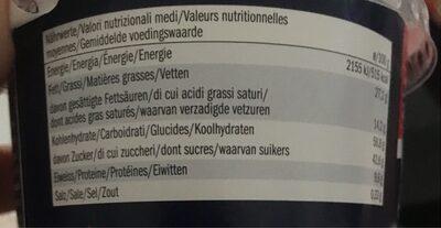 Peanut & corn flake clusters - Voedingswaarden - fr