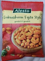 Erdnusskerne Fajita Style geröstet & gewürzt - Produkt - de