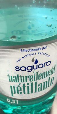 Eau minerale naturelle, naturellement pétillante - Product - fr
