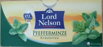 Lord Nelson Pfefferminze Kräutertee - Product