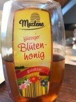 Marlene Flüssiger Blütenhonig - Product - de