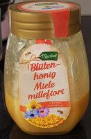 Blüten honig Feincremig - Nährwertangaben - de