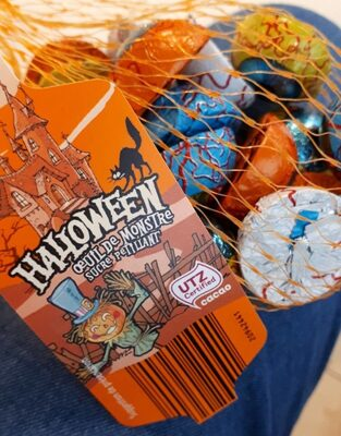 Oeuil de monstre Halloween - Product - fr