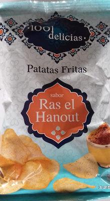 Patatas Fritas sabor Ras el Hanout - Producto