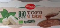 Tofu al cacao - Producte