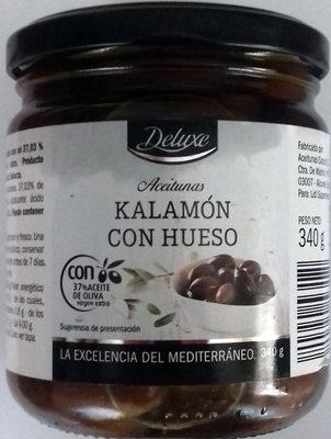 Aceitunas Kalamón in hueso