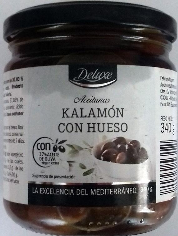 Aceitunas Kalamón in hueso - Produkt