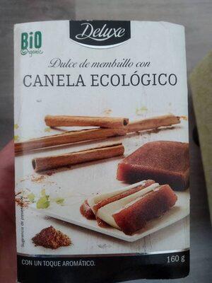 Dulce de membrillo con canela ecológico - Producto