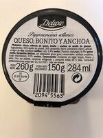 Queso,bonito y anchoa - Producto - es