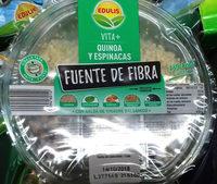Ensalada Quinoa y Espinacas - Producto