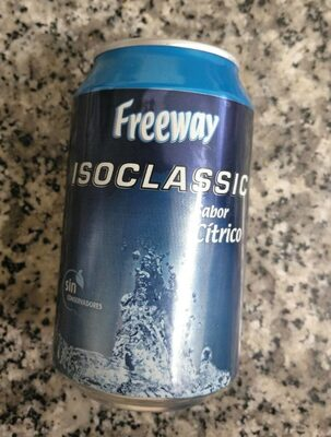 Isoclassic sabor cítrico