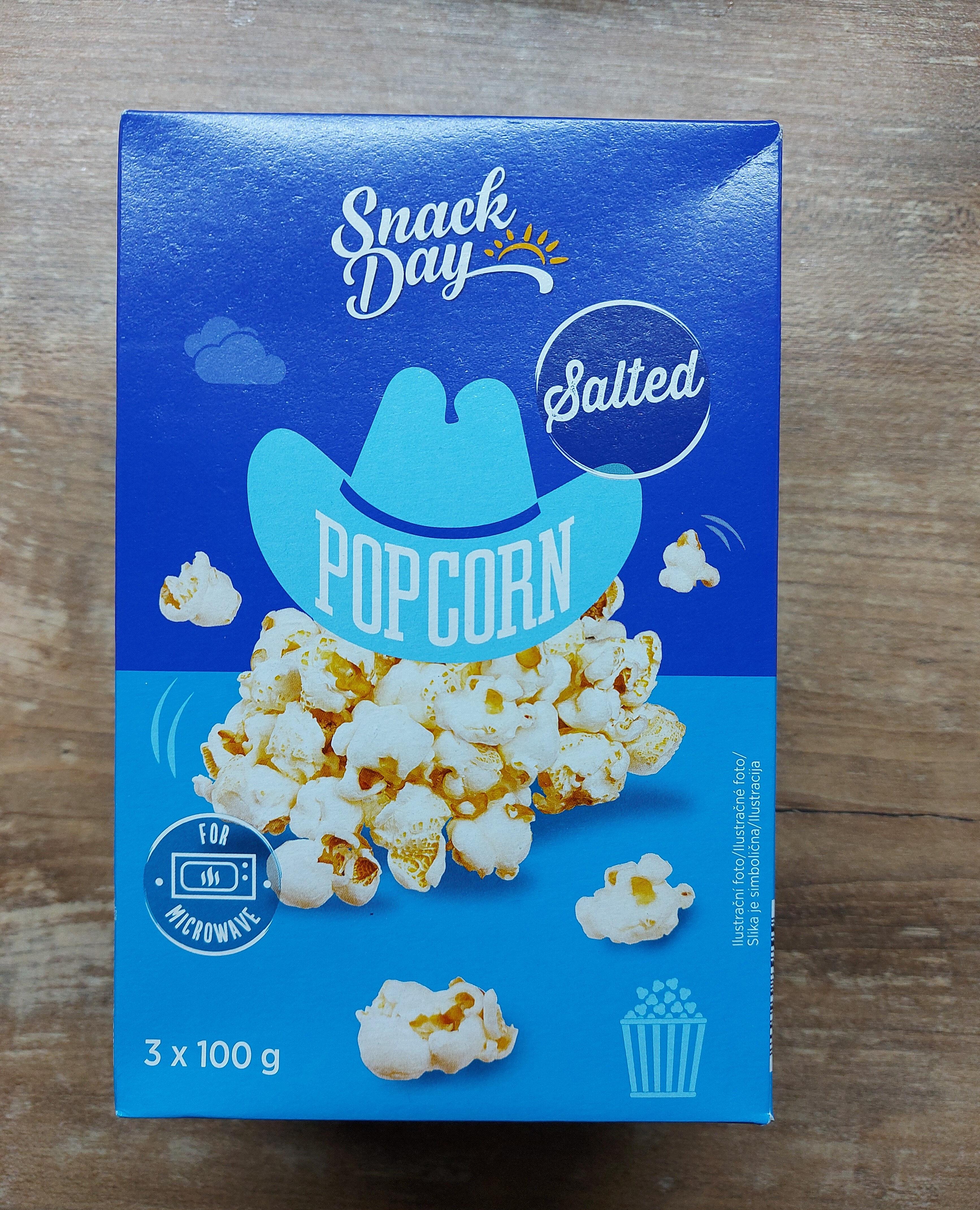 Popcorn - Prodotto - en