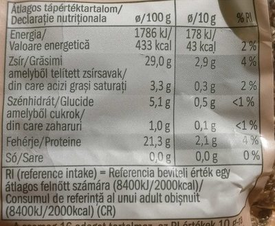 Chia nasiona szałwii hiszpańskiej - Product - en