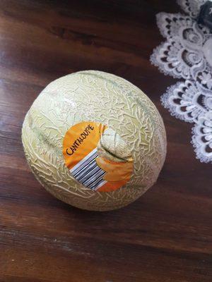 Melon cantaloup - Produit