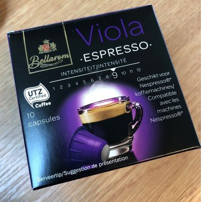 Coffee Viola Espresso - Producte - fr