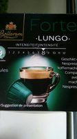 Forte lungo - Producto