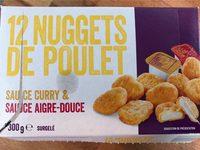 Nuggets de poulet - Produit - fr