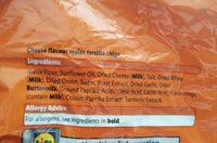 Tortilla Chips - Ingrédients - en